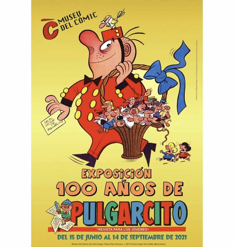 100 anys de pulgarcito museu del comic sant cugat