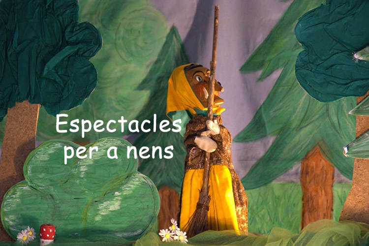 Espectacles per a nens