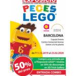 Exposicio Lego les Arenes Barcelona 2019