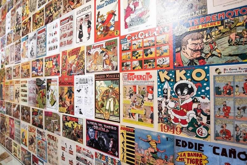 Museu del comic de Sant Cugat del Valles