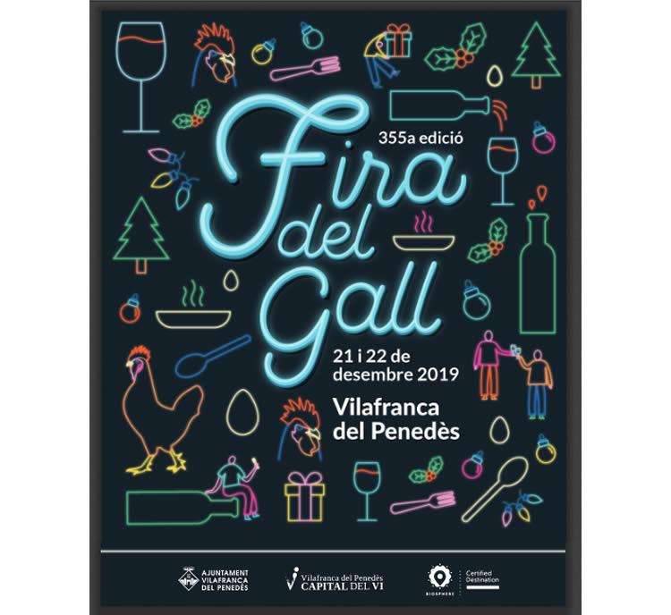 fira del gall vilafranca 2019