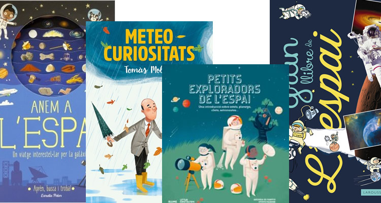 llibres per mirar el cel d'astronomia i meteorologia