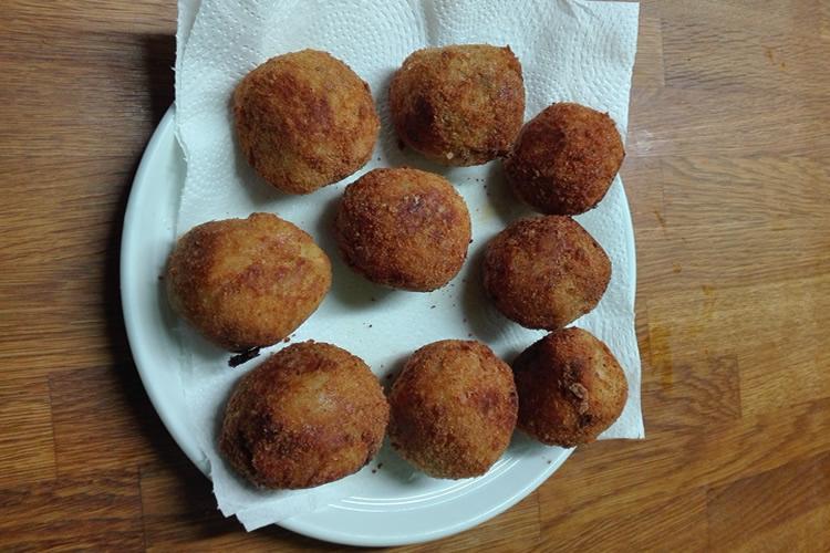 recepta tbombes de patata i carn picada