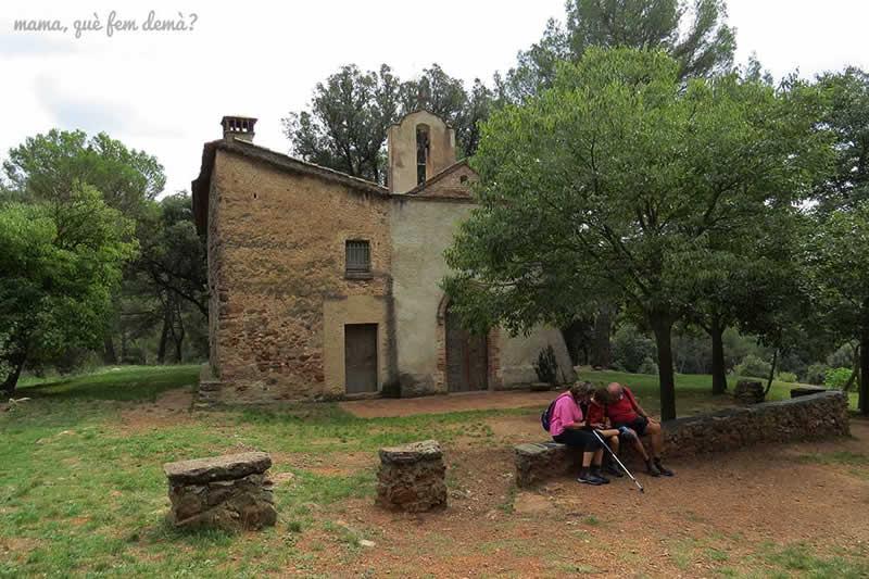 Camí de les Arenes a Castellar del Vallès