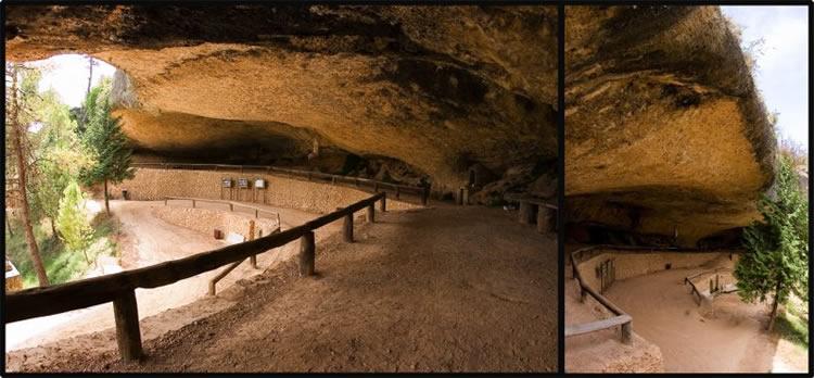 Cova de Santa Llucia a La Bisbal de Falset