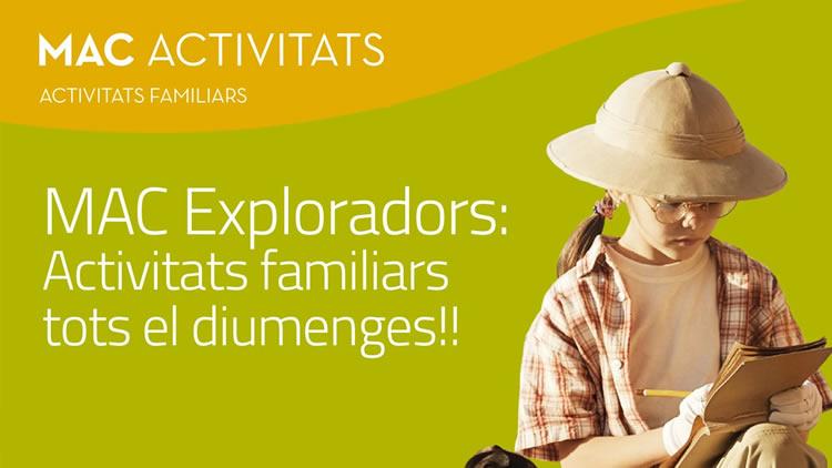 Exploradors de la prehistoria - MAC Barcelona