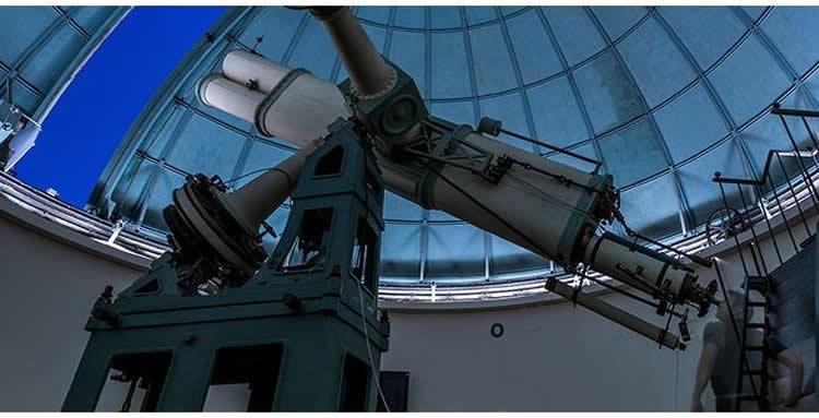 Observatori Fabra telescopi