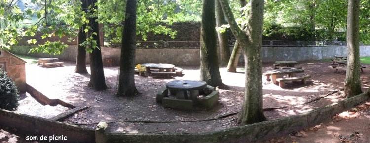 Ruta a la Font de la Riera a San Joan de Vilatorta picnic