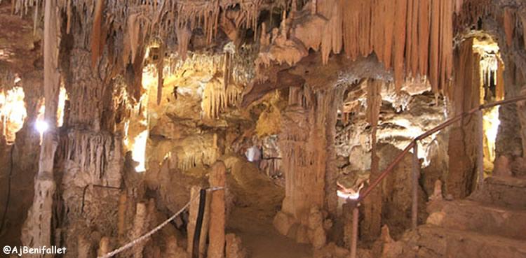 La Cova Meravelles de Benifallet