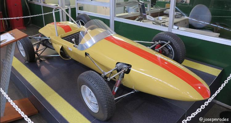 Museu de l'Automoció Roda Roda de Lleida esportiu