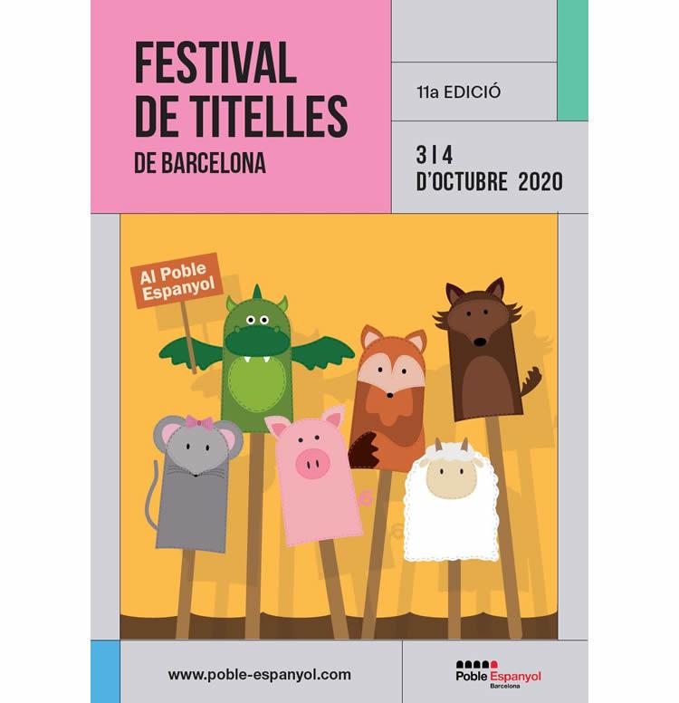 festival titelles poble espanyol octubre 2020