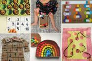 10 jocs Montessori per fer a casa a INSTAGRAM