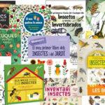 11 guies i llibres d'insectes per a nens