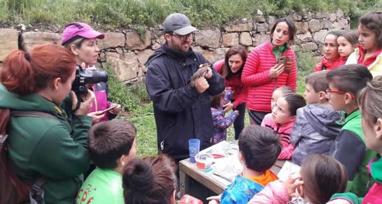 Fundació Catalunya la Pedrera activitats de natura