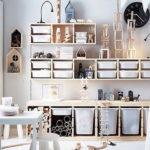 Trofast d'Ikea emmagatzematge facil i modular