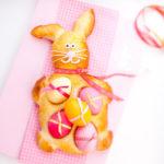 conill de Pasqua de pa