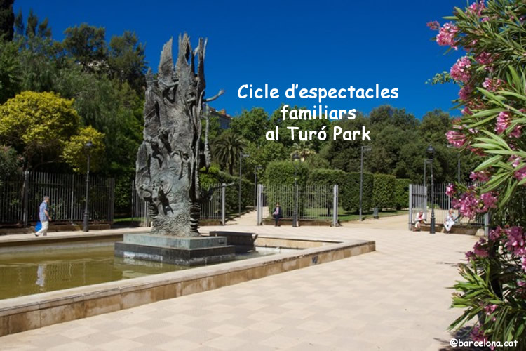Espectacles al Turó Park