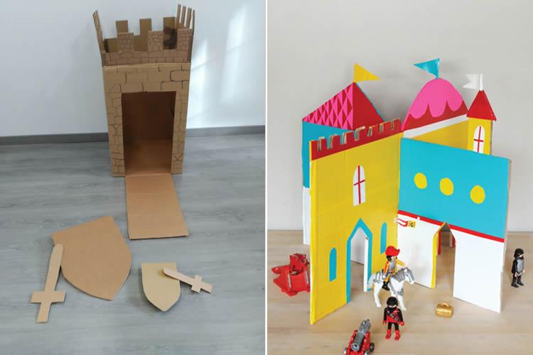 castells de Sant Jordi per jugar