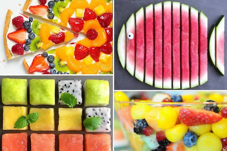 postres amb fruita