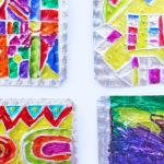 Creativitat artística amb alumini