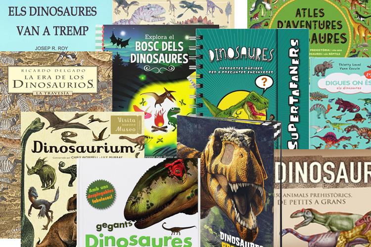 llibres de dinosaures de coneixement