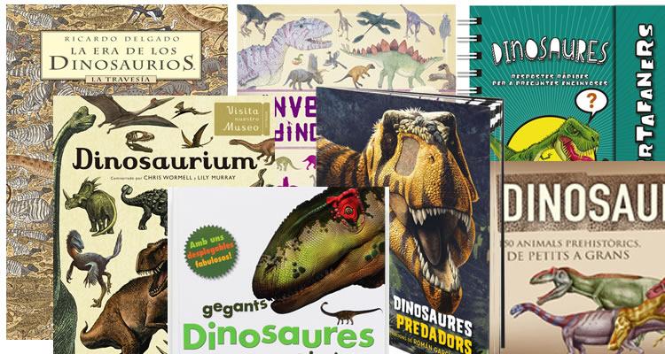 llibres de dinosaures