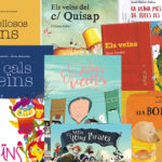 llibres infantils d'històries de veïns