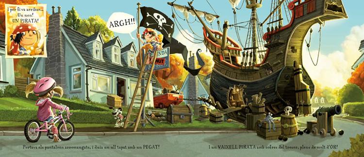 Els meus veïns pirates - Edicions del Pirata