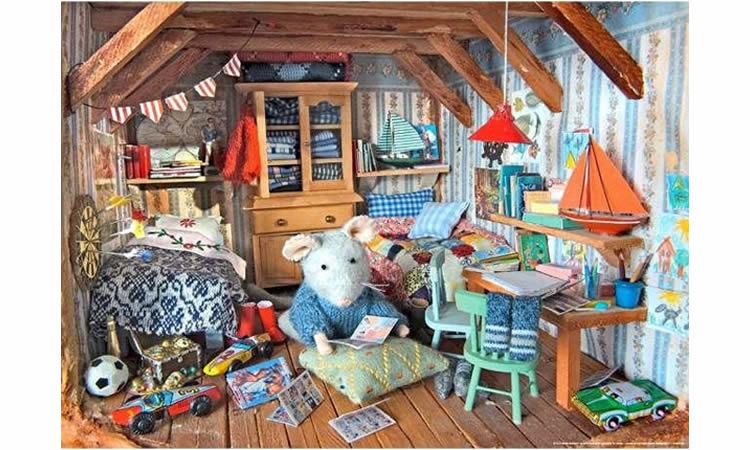 La casa dels ratolins - Blackie Books