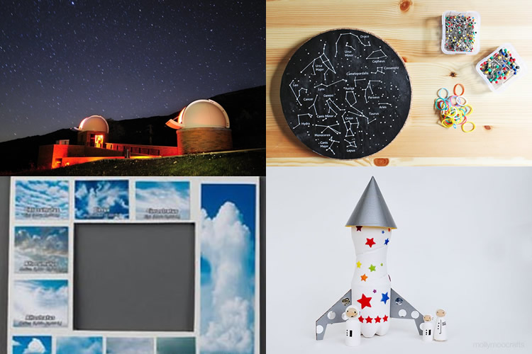 Astronomia i meteorologia per a nens