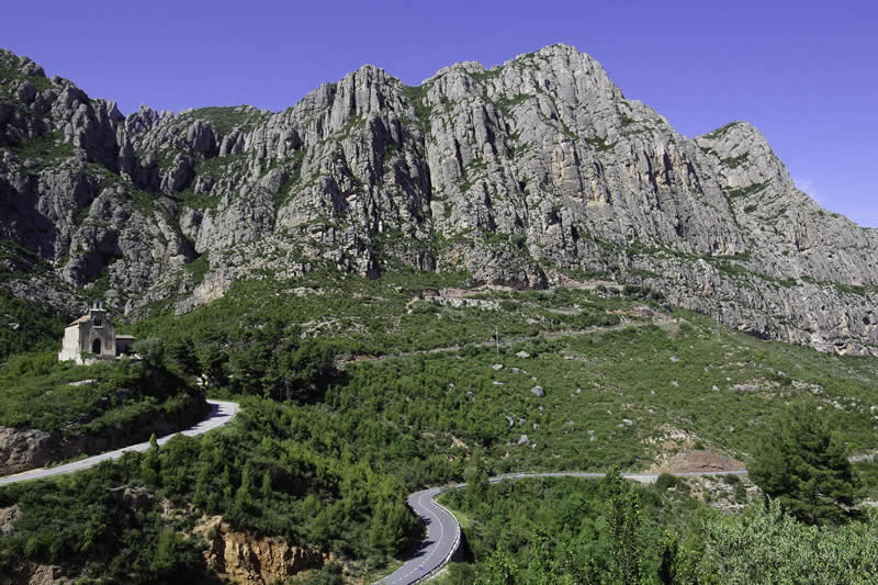 Itinerari de l'Aigua i Pedra Seca a Collbató