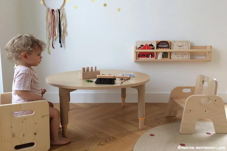 mobiliari montessori