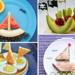 vaixells per al sopar d'estiu