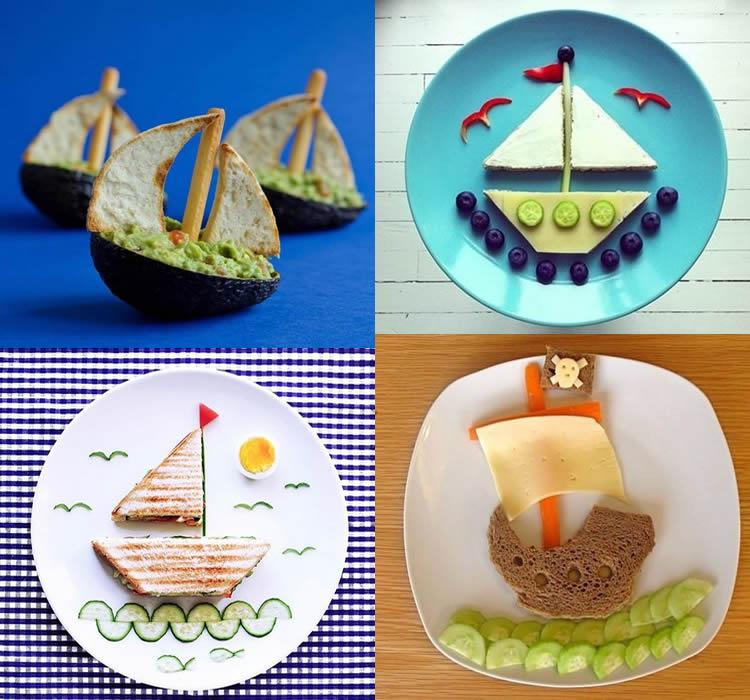 vaixells per al sopar d'estiu pirates