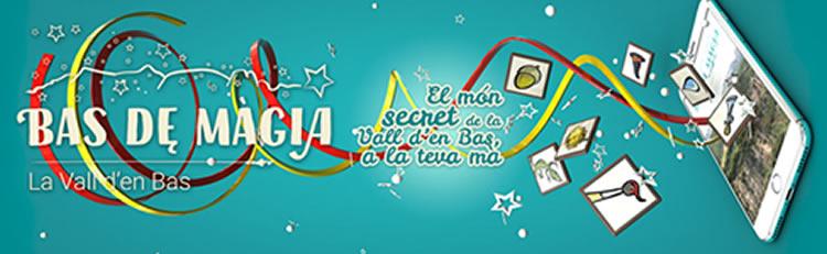 Bas de Màgia a la Vall d'En Bas logo