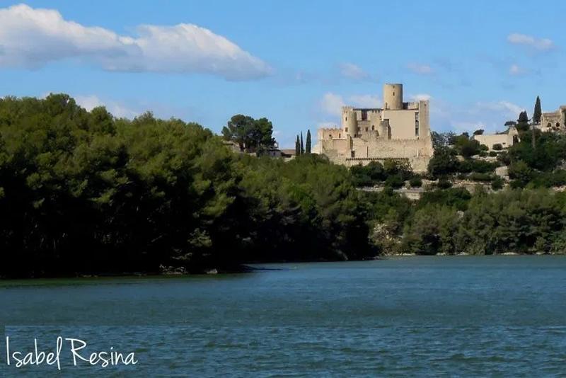 Castell de Penyafort al Parc del Foix