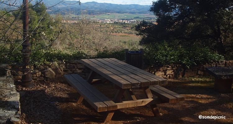 Parc de Natura El Garber vistes