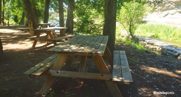 Parc del Llac de Navarcles picnic