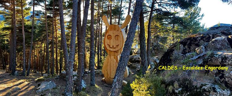 Troba els Tamarro d'Andorra Caldes