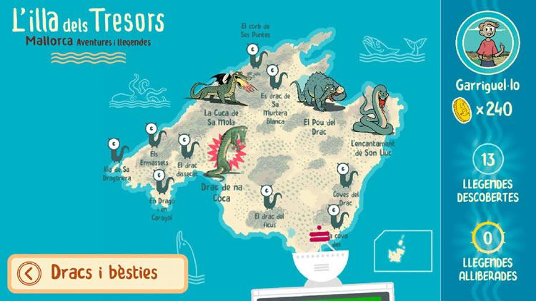 L'illa del tresor VDJOC Catàleg de videojocs en català