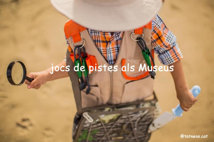 jocs de pistes als museus
