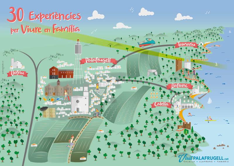30 experiències per descobrir Palafrugell en família