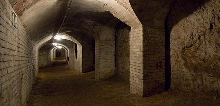 El Refugi 307 de Barcelona túnels