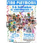 fira playmobil sant Gervasi Barcelona 2020