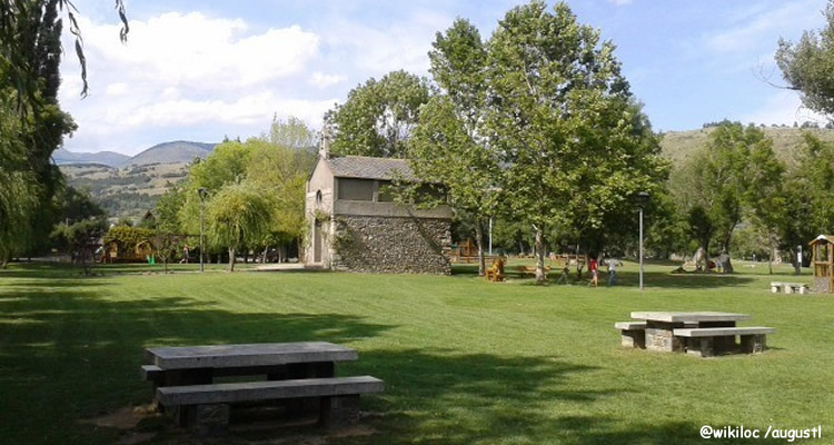 ermita sant Guillem de llívia