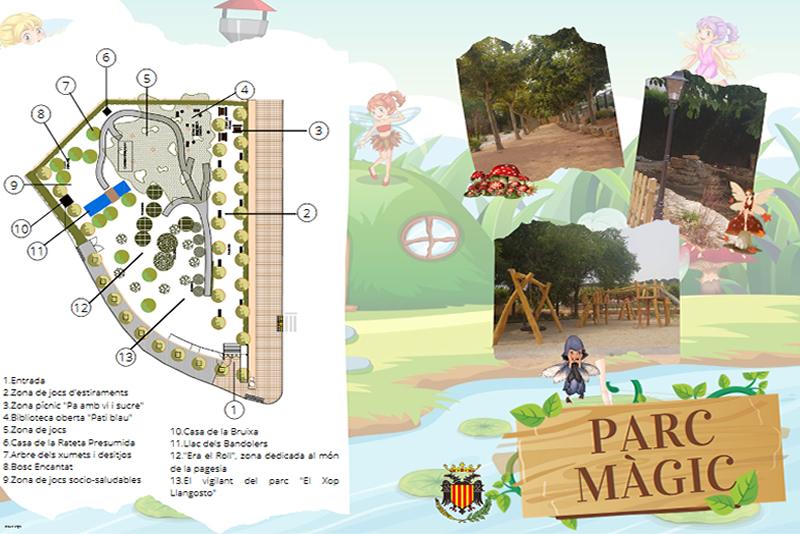 parc magic almenar