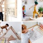 10 habitacions amb elements Montessori