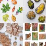 10 maneres de treballar la tardor amb fulles