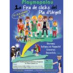Fira Playmobil Palau d'Anglesola