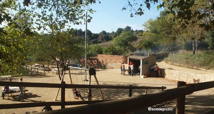 Àrea de lleure de la Font del Prat